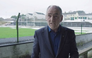 Mickey Harte: Co Cavan GAA club complains about pro-life video filmed at its ground