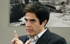 Magician David Copperfield testifies on illusion where UK man says he was hurt