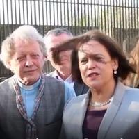Video: Sinn Féin leader Mary Lou McDonald criticised for use of term 'Londonderry'