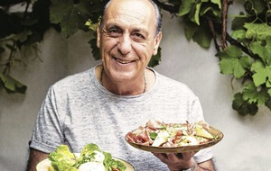 Gennaro Contaldo on pasta, his boy Jamie Oliver and the joy of feeding people