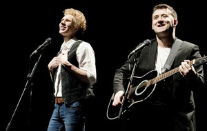 Hit West End show The Simon & Garfunkel story tours Northern Ireland
