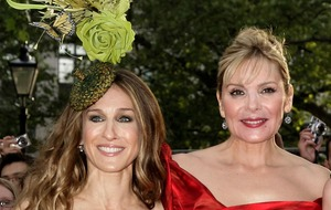 Sarah Jessica Parker says there is no catfight with SATC co-star Kim Cattrall