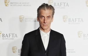 Peter Capaldi gets back into character as Malcolm Tucker