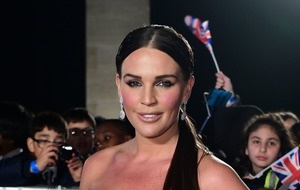 Danielle Lloyd reveals post-pregnancy incontinence struggle