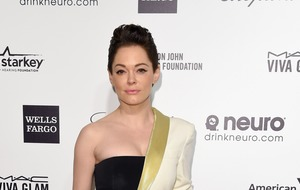 Rose McGowan says she tried to buy a billboard to expose Harvey Weinstein