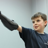 Incredible 3D-printed bionic arms released in world first