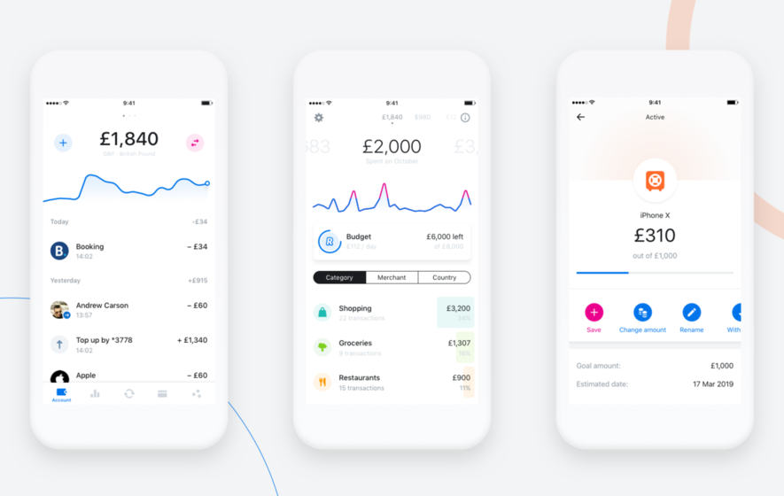 Digital bank Revolut becomes London's latest fintech unicorn