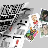 These alternative World Cup stickers put the 'beautiful' in the beautiful game