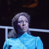 Alexandra Burke: First look at star in Chess stage role
