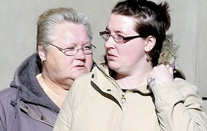 Mother and daughter allowed dogs to die 'painful and miserable' deaths