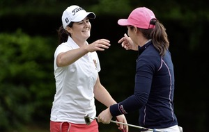 Lisburn's Paula Grant to tee off for GB&Ireland Curtis Cup team
