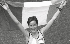 Cavan girl Catherina McKiernan makes athletics history as first Irish woman to win London Marathon