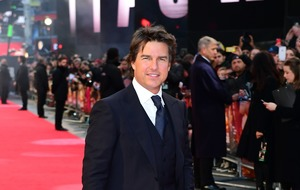 Tom Cruise 'honoured' by pioneer prize