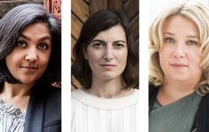Female author trio make Desmond Elliott prize shortlist