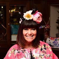 Oh yes she is! Dawn French signs up for panto