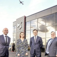 Co Derry car dealership creates posts with new £750,000 showroom