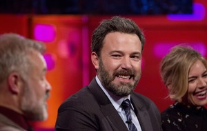 Ben Affleck joins Old Head Shot Day fun with youthful Matt Damon photo