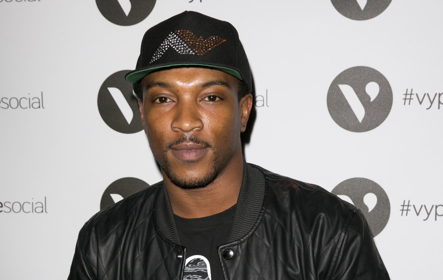 ef423d534db Ashley Walters  Noel Clarke and I kept apart because we represented same  thing