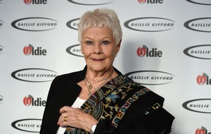Judi Dench gets first choice at the best roles, joke actress's fellow dames