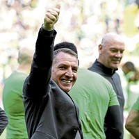 Celtic clinch Ladbrokes Premiership title by thrashing Rangers