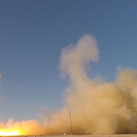 Blue Origin's New Shepard launches into space and reaches 351,000 feet