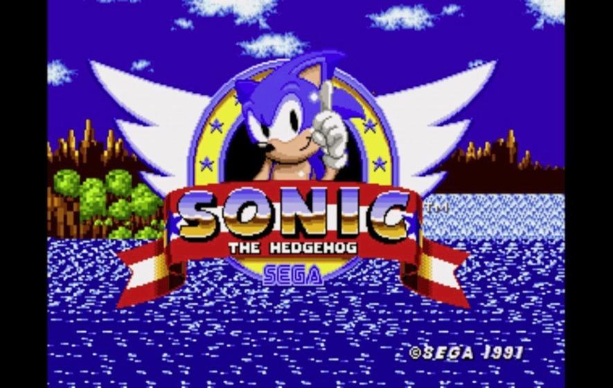 Games Sega Goes Black To The Future With Mega Drive Mini The Irish News