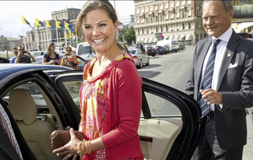 Swedish crown princess 'groped' by scandal-plagued photographer