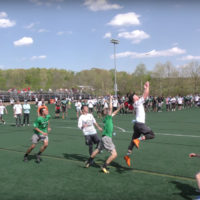 You don't need to understand ultimate frisbee to appreciate this incredible play