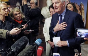 Michel Barnier says EU open to any deal which supports GFA