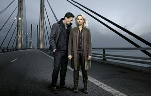 Saying goodbye to The Bridge and to Saga was emotional but I'm happy with ending