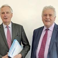 Michel Barnier pledges to meet unionist MEPs