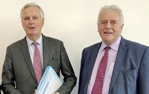 Michel Barnier pledges to meet unionist MEPs