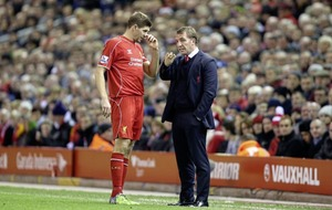 Steven Gerrard confirms contact with Rangers over manager's job