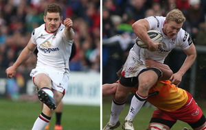 Sale Sharks 'to sign Paddy Jackson and Stuart Olding'