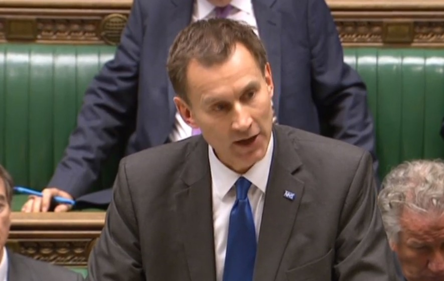 The Health Secretary told the Commons of a 'computer algorithm failure dating back to 2009