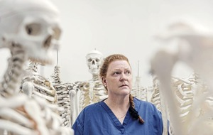 My job is nothing like you see on Silent Witness or CSI says forensic anthropologist