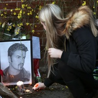George Michael's family ask for fan tributes to be removed from his homes