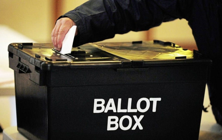 Voters go to the polls in West Tyrone by-election