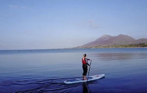 Travel: Paddleboarding in Westport, sun in the Canaries, Spelga Dam stay and ghost-haunting in Ballygally