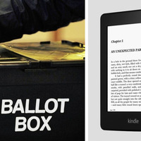 Kindle e-reader at Tyrone polling station leads to row between Sinn Féin and SDLP