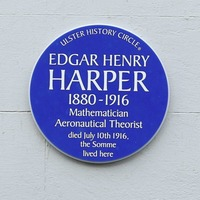 Blue plaque for Co Tyrone mathematician and aeronautical theorist