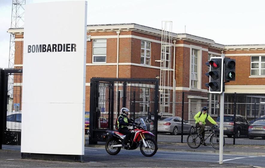 Bombardier jet order boost for Belfast