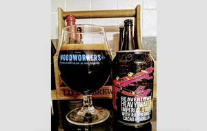 Craft Beer: Beavertown put their fruit in it with Bloody 'Ell and Heavy Water