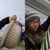 #365DaysOfLitter: One woman's fight to clean up her local area