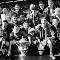 In The Irish News - May 4 1998: Kennedy clan celebrate Irish Cup and English soccer success