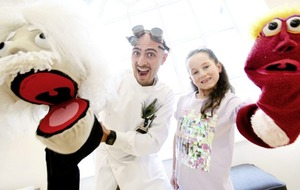 Ards Puppet Festival promises fun for all ages from May 26-28