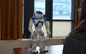 Could robots make good counsellors? Early results show promise