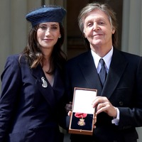 Sir Paul McCartney pays tribute to parents as he receives royal honour