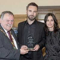 Johnny McDaid: Snow Patrol star honoured at Derry reception