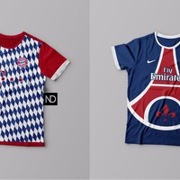 Are these crest-based concept football kits better than the real thing  20056fb05